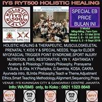 Indonesia Yoga School  KAPHA & HATHA Yoga Teacher Training International YA
