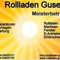 Rollladen Gusek