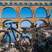 Natu'Rando Pont du Gard Canoe Vélo