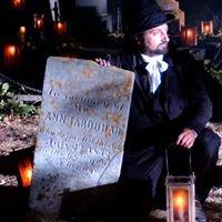 Candlelight Graveyard Tours, Annapolis Royal, Nova Scotia