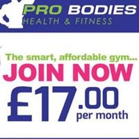 PRO Bodies Health & Fitness