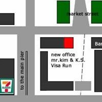Visa Run Phangan by Mr. Kim