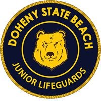 Doheny State Beach Junior Lifeguards