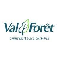 Val et Forêt Communauté d'agglomération