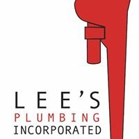 Lee's Plumbing Incorporated