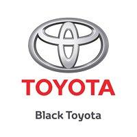 Black Toyota