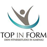 Fitnessstudio TOP in FORM Ilmenau