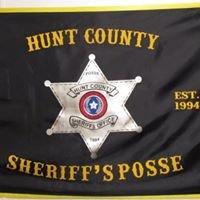 Hunt County Sheriff's Posse