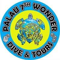 Palau 7th Wonder Dive and Tours