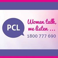 PCL -   Women talk, we listen.
