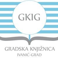 Gradska knjižnica Ivanić-Grad