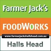 Farmer Jacks Halls Head