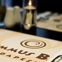 Hummus Bar at Leonardo Hotel Budapest