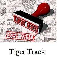 Tiger Track Stamps Tasmania
