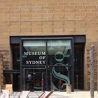 Museum of Sydney, Circular Quay