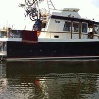 Blue Velvet Boat