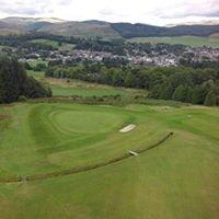 The Moffat Golf Club