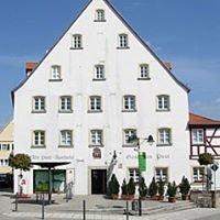 Alte Post-Apotheke, Marktplatz 2, 91785 Pleinfeld