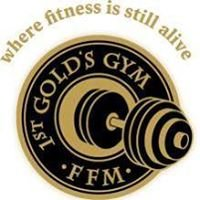 1st. Gold's GYM