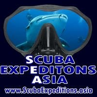 Scuba Expeditions Asia