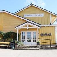 Jachthaven en Motel Borger