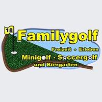 Familygolf - Minigolf und Soccergolf im fränkischen Seenland