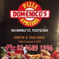 Domenico's Pizza & Pastaria