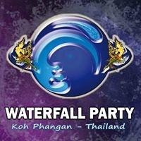 Waterfall Party Koh Phangan
