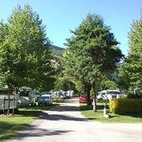 Camping le Val de Saures en Aveyron