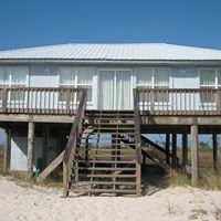Gulf Shores/Fort Morgan, Al - 3 Bedroom Vacation Beach House (Five C's)