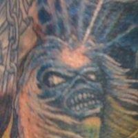 Three Saints Tattoo