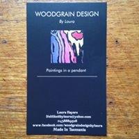 Wood Grain Design by Laura