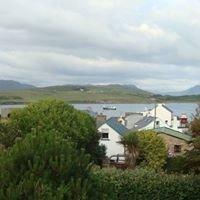 Connemara Cleggan Holiday Cottage