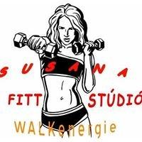 Susana Fitt Stúdió: WALKenergie  Győr - Csorna - Gazdag Zsuzsanna sportedző