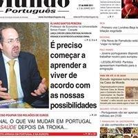 O Emigrante/ Mundo Português