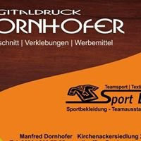 Digitaldruck - Sport Dornhofer