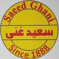 Saeed Ghani Islamabad
