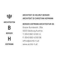 architekten berger.hofmann