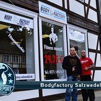 Bodyfactory Salzwedel