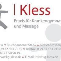 Praxis für Physiotherapie - Holger Kless -