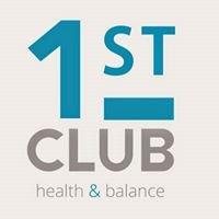 1stCLUB Health & Balance