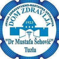 "Javna zdravstveno-nastavna ustanova Dom zdravlja ""Dr Mustafa Šehović"" Tuzla"