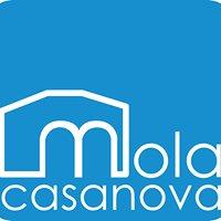 Mola Casanova - green energy park - centro visitatori area Natura2000
