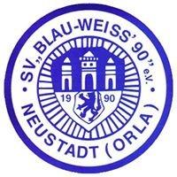 "SV ""Blau-Weiss 90"" e.V. Neustadt (Orla)"