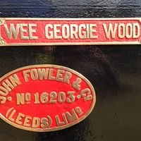 Wee Georgie Wood Steam Railway