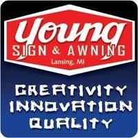 Young Sign & Awning