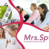 Mrs.Sporty Nortorf