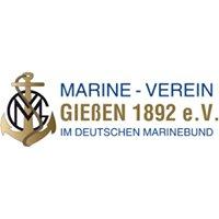 Marine - Verein Gießen 1892 e.V.