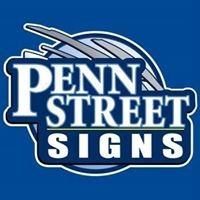 Penn Street Signs