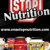 One Stop Nutrition - Mesa